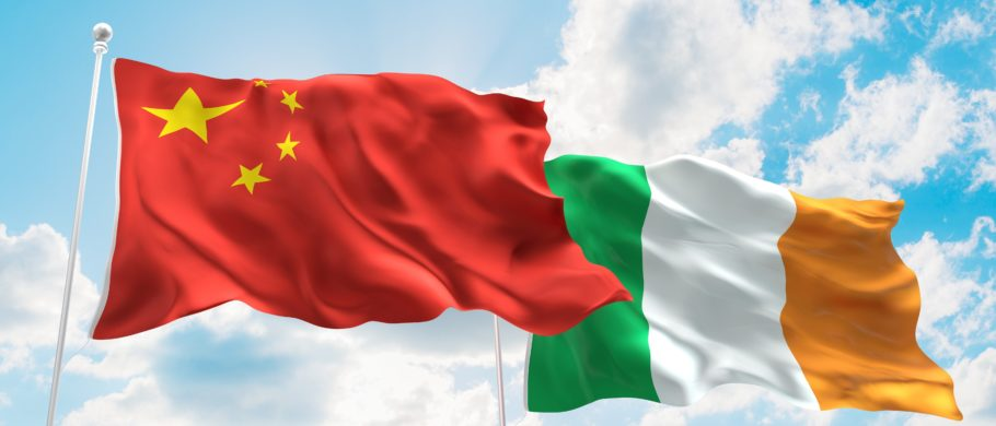 Irish SME support in China, Noone Casey Business News